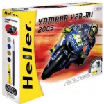 Model to assemble and paint motorcycle Yamaha Y2R-MI 2005