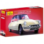 Model to assemble and paint Citroen DS 19