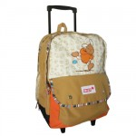Nici Schoolbag on wheels