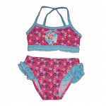 Strawberry Shortcake pink and blue swimsuit