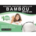 Protective Bamboo pillow cover 50 x 70 cm