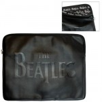 Beatles computer bag