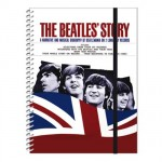 Beatles Story notebook