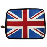 London Union Jack Ipad Bag