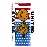 Mister Men USA Phone Cover for Iphone 4 and 4 S