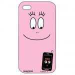 Barbapapa Phone Cover for Iphone 4 and 4 S