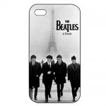 Beatles à Paris Phone Cover for Iphone 4 and 4 S