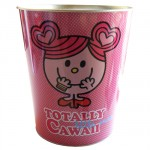 Little Miss Totally Cawaii Wastebasket