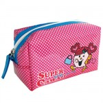 Little Miss Super Cawaii cosmetic bag