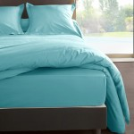Duvet cover in cotton percale 80 threads 200 x 200 cm