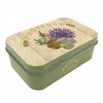 Provence soap box - Marseille soap 10 x 6.5 x 3.5 cm
