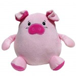 Plush Money bank for children - The Pig