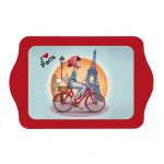 I Love Paris little tray 20 x 14 cm