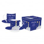 Le Petit Prince de St Exupéry Box sets of 2 cups