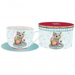 Allen Desings Cat Win Breakfast Set