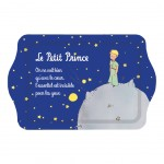 The Little Prince of St Exupery little tray 20 x 14 cm