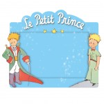 Resin photo frame - The little Prince