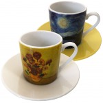 VAN GOGH coffee duo set