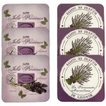 Provence Box of 6 coasters