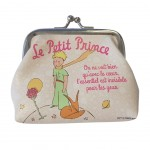 Little peach color Purse Le Petit Prince
