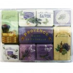 Set of 9 magnets - Provence