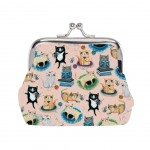 Cat All Over Purse by Michelle Allen