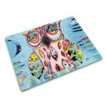 Owl by Michelle Allen Cutting board