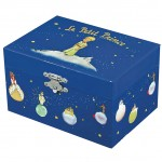 The little Prince Navy Blue jewelry box