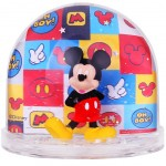 Mickey Mouse Disney glitter globe