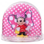 Minnie Mouse Disney glitter globe