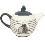 Cats in Love Teapot