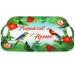 Tropical Home tray 41 x 29 cm