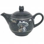 Cats umbrella Teapot