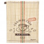 Arabica Kitchen towel 45 x 60 cm