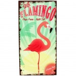 "Wall decoration ""Flamingo"""