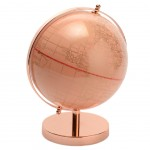Pink globe decoration