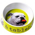 Great Dog Bowls  - A Table