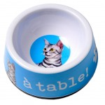 Cat Bowls  - A Table