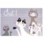 Cats Family Placemat