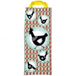Chickens bread bag 69 x 27 cm