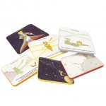 The Little Prince Set of 6 coasters