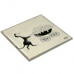 Cats by Dubout Trivet