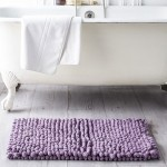 Cotton Bath Mat 50 x 80 cm - Figue
