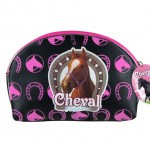 Horses little beauty bag