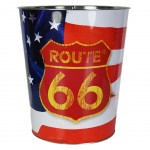 US Route 66 Wastebasket