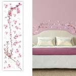 Cherry blossoms stickers 20 x 70 cm
