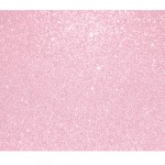 Glitter adhesive roll 45 x 150 cm - Pink