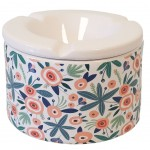 Moroccan ashtray - Flowers