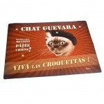 Mat for bowls  - Chat Guevara