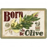 Born to Be Olive Placemat